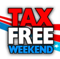 Tax Free Shopping Weekend